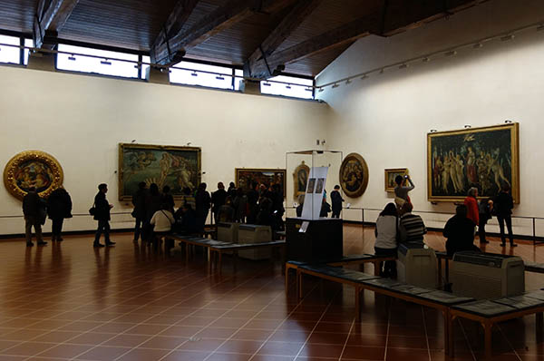 Botticelli room
