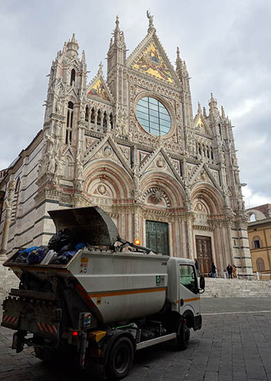 Siena Cathedral (outside)
