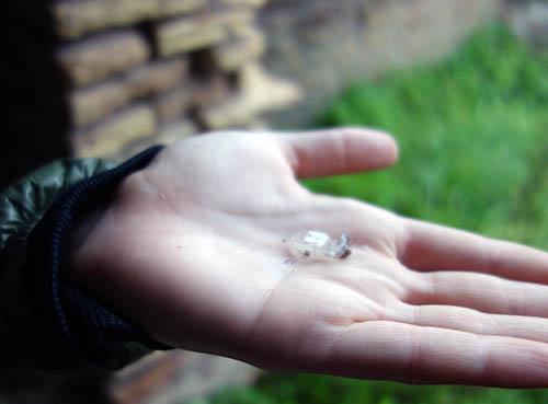 Hail!