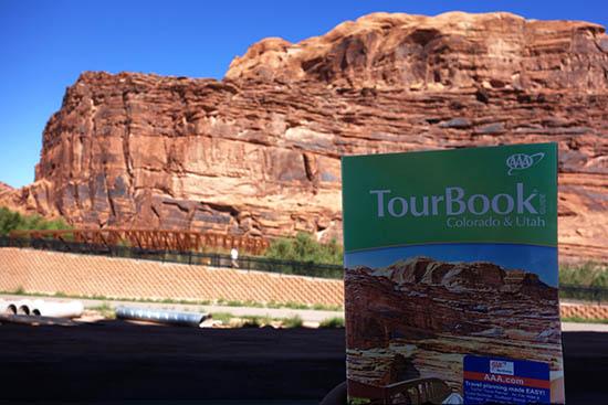 AAA Utah Guidebook