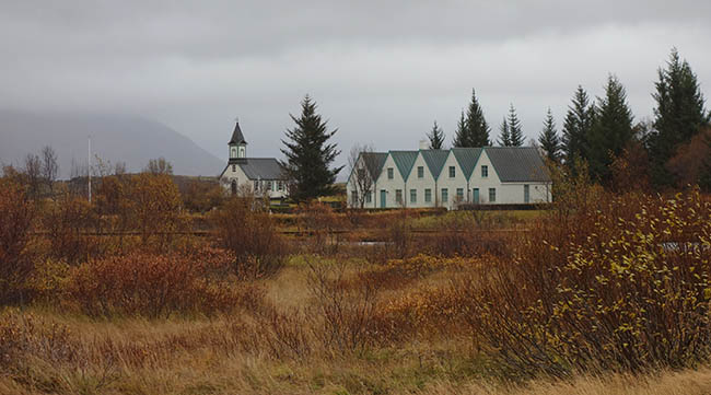 Church at Thingvellir