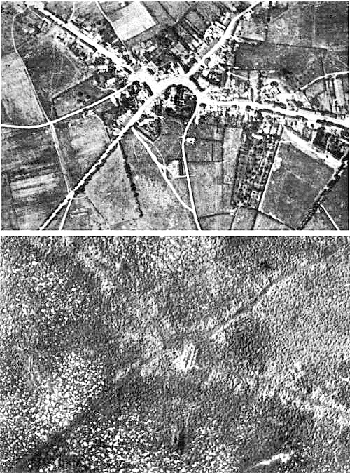 Ypres before and after the war